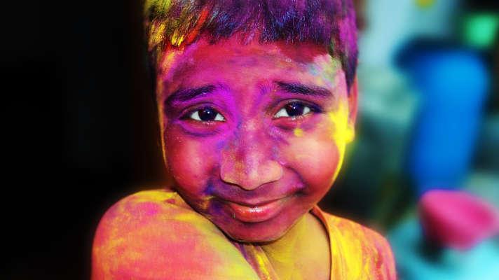 Soulager les émotions par la couleur